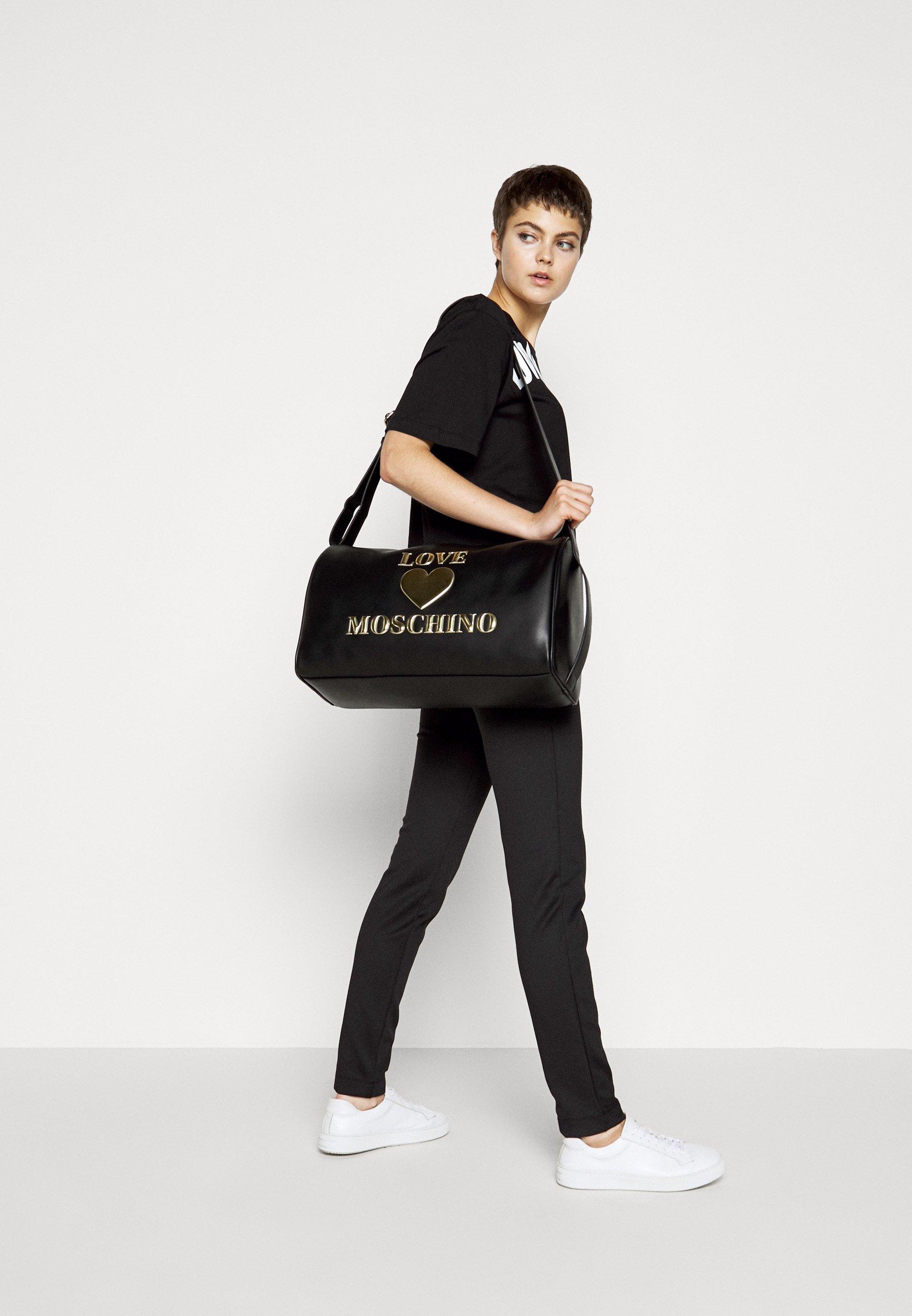 Accessori,Gioielli,Borse & Beauty care Love Moschino BORSA Borsa da viaggio black