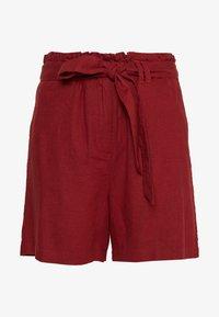 Soyaconcept - INA - Shorts - syrah - 0