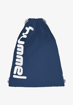 AUTHENTIC CHARGE GYM BAG - Drawstring sports bag - royal blue