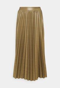 ONLY - ONLANINA NEW SKIRT  - Maxi skirt - elmwood - 0