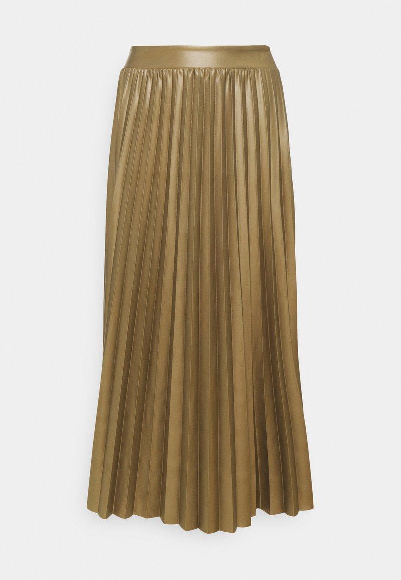 ONLY - ONLANINA NEW SKIRT  - Maxi skirt - elmwood