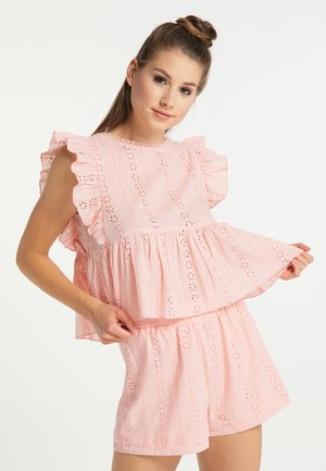 Blouse - pink