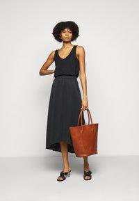 DRYKORN - RAHEL - A-line skirt - schwarz - 1
