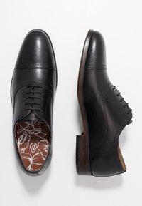 Burton Menswear London - BISHOP - Business sko - black - 1