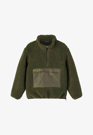 TEDDY - Fleece jacket - rosin