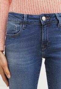 Mavi - ADRIANA - Jeans Skinny Fit - deep shadded - 4