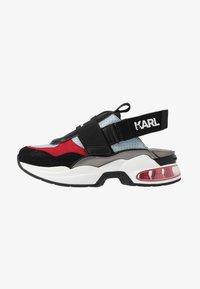 KARL LAGERFELD - SHUTTLE SLINGBACK - Sneakersy niskie - blue - 1
