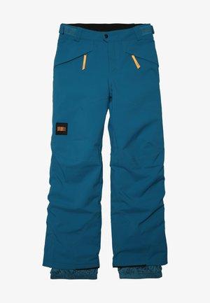 ANVIL PANTS - Zimní kalhoty - seaport blue
