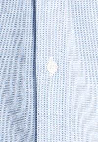 Tommy Hilfiger - SLIM FLEX DOBBY - Shirt - copenhagen blue - 8