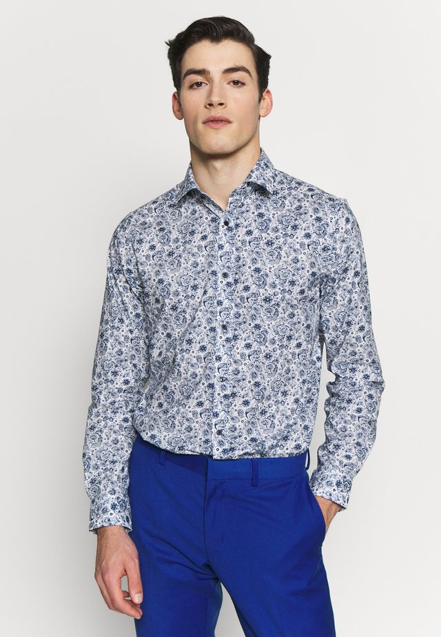 TROSTOL - Formal shirt - dust blue