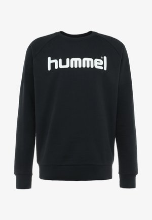 GO LOGO - Sweatshirt - black