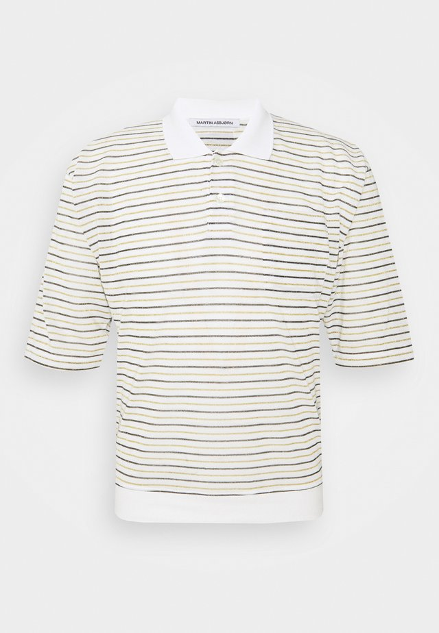 RYAN - Poloshirts - white