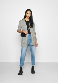 ONLY - Cardigan - medium grey melange - 1
