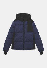 Brunotti - TRYMAILY BOYS - Snowboardová bunda - evening blue - 0