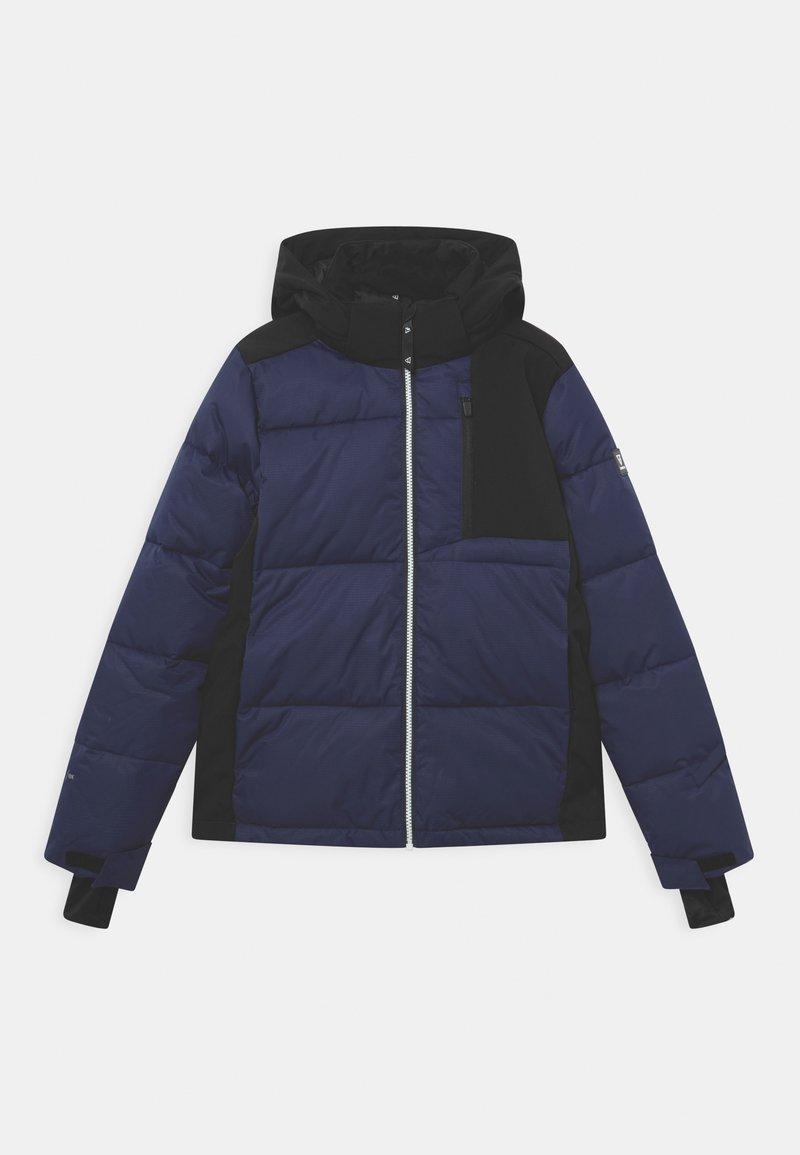 Brunotti - TRYMAILY BOYS - Snowboardová bunda - evening blue