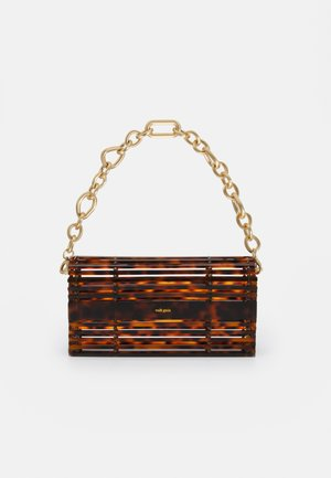 SYLVA SHOULDER - Handbag - tortoise