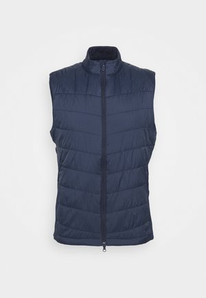 SWING TECH QUILTED - Bodywarmer - peacoat