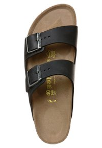 Birkenstock - ARIZONA - Slippers - black - 1