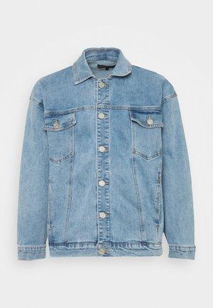 BREEZE LOOSE JACKET - Giacca di jeans - light blue