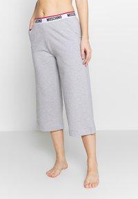 Moschino Underwear - PANTS - Pyjama bottoms - gray - 0