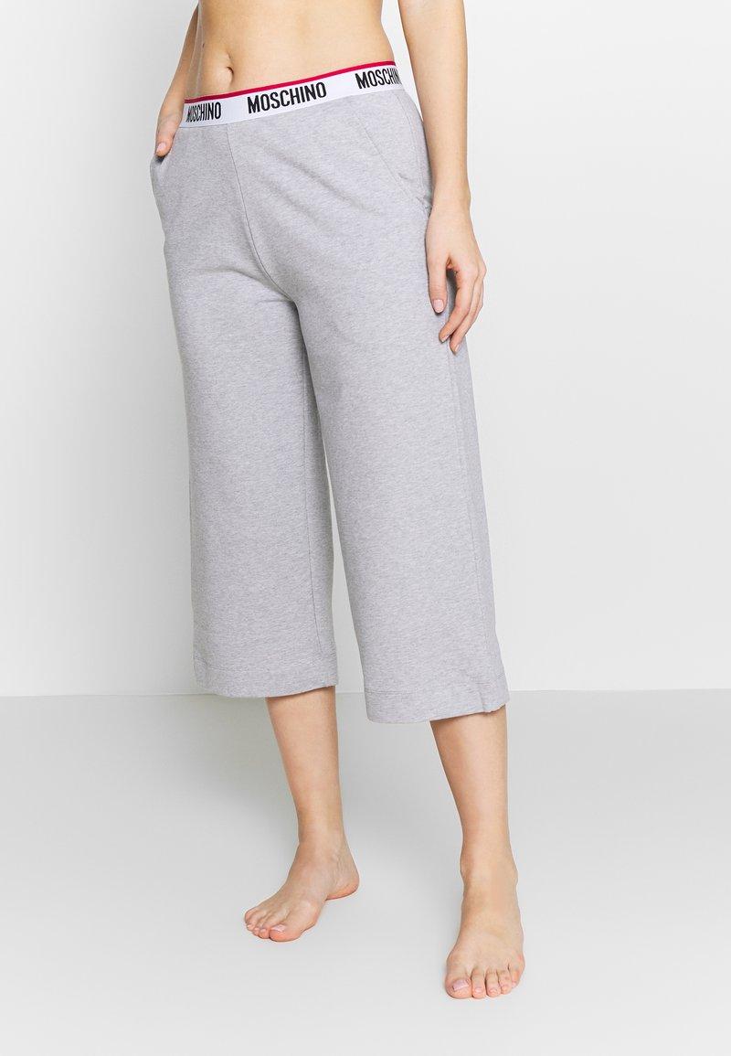 Moschino Underwear - PANTS - Pyjama bottoms - gray