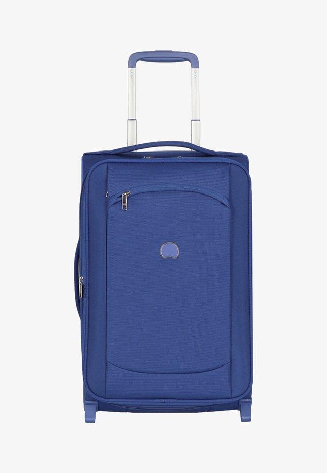 MONTMARTRE AIR ROLLEN - Wheeled suitcase - blue
