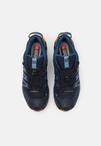 Salomon - XA PRO 3D V8 - Hiking shoes - night sky/dark denim/buttersco - 3