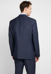 Calvin Klein Tailored - BISTRETCH DOT - Suit - blue - 3