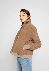 Noisy May - NMCUDDLE  - Winter jacket - burro - 3