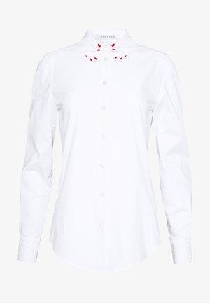 SHIRT - Camicetta - white