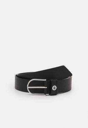CLASSIC BELT - Formální pásek - black