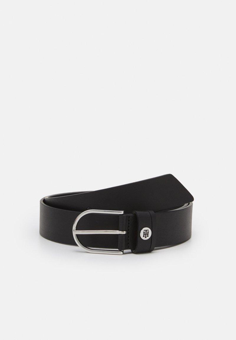 Tommy Hilfiger - CLASSIC BELT - Belt business - black