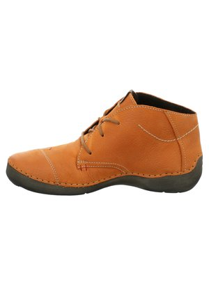 FERGEY 18 - Casual lace-ups - orange