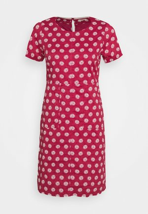 LEA DRESS - Day dress - salmon pink