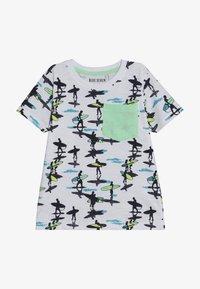 Blue Seven - Print T-shirt - weiss - 2
