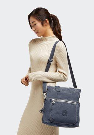 ELEVA - Handbag - grey slate