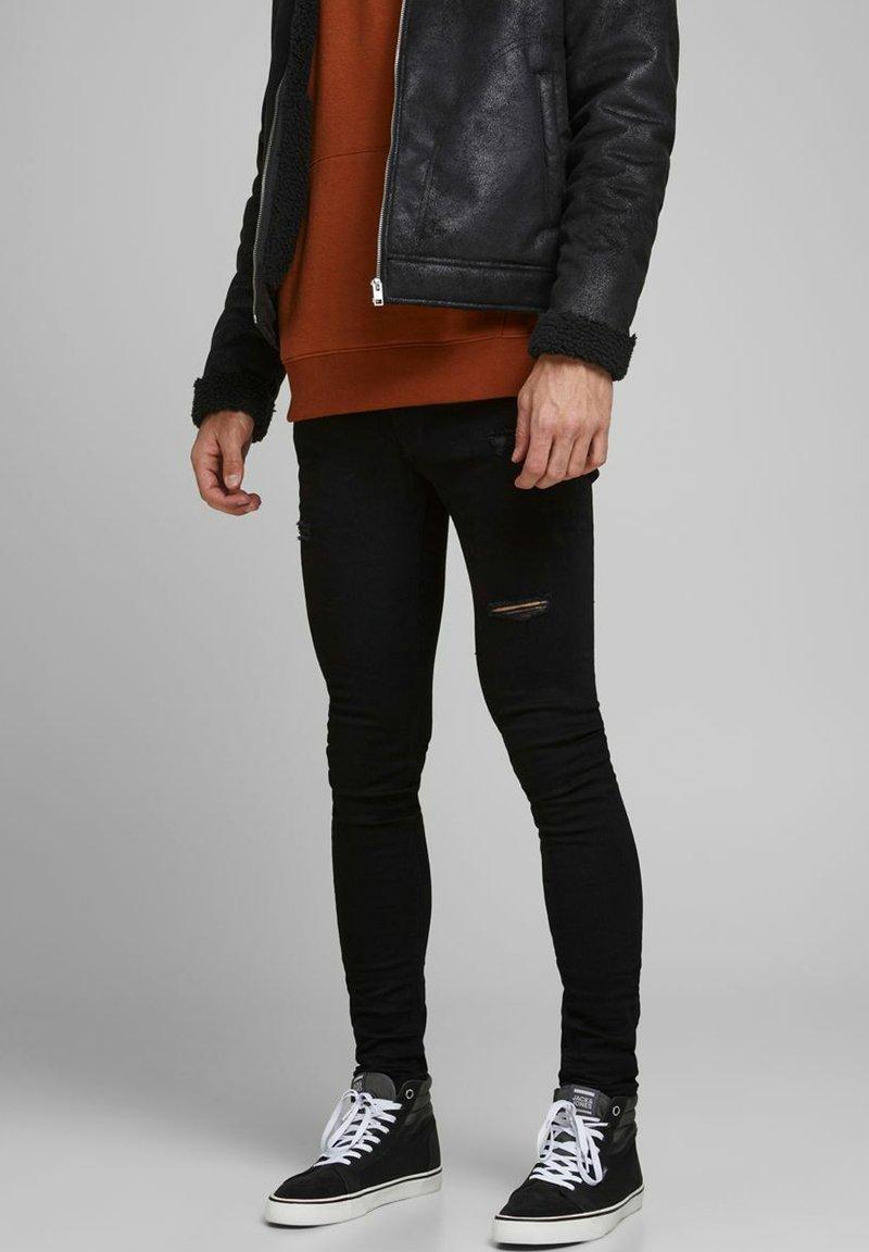 Jack & Jones - Jeans Skinny Fit - black denim