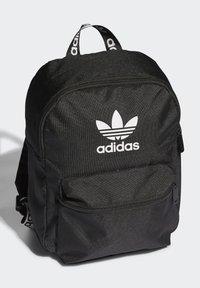adidas Originals - SMALL ADICOL BP ORIGINALS ADICOLOR PRIMEGREEN BACKPACK - Batoh - black/white - 1