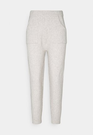 RULER TROUSERS - Tracksuit bottoms - grey