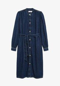 Mango - AVENIR-A - Denim dress - dunkelblau - 6