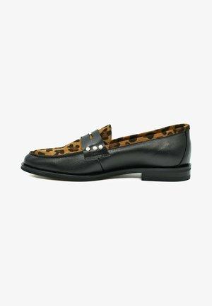 Instappers - tan leopard