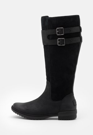 ZARINA - Zimní obuv - black