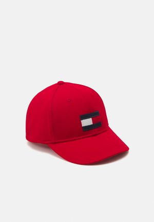 BIG FLAG UNISEX - Caps - red