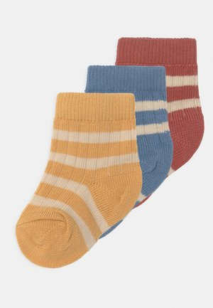 ELI 3 PACK UNISEX - Socks - captains blue