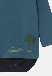 Name it - NBMTOLLE  - Long sleeved top - real teal - 2