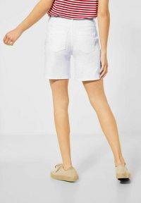 Street One - Denim shorts - weiß - 2