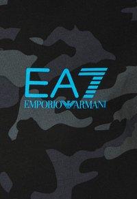 EA7 Emporio Armani - Triko spotiskem - black - 2