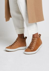 ECCO - SOFT  - Ankle boot - camel - 0