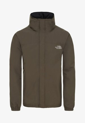 RESOLVE INSULATED - Outdoorjas - taupe