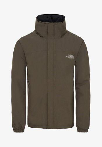 RESOLVE INSULATED - Outdoor jacket - taupe